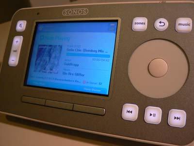 De CR100. Een prima controller.