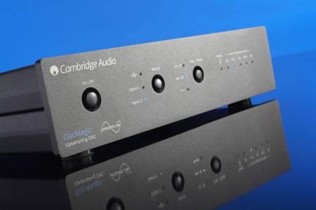 De DacMagic is een simpel doosje, maar onder de aluminium behuizing schuilt veel hoogwaardige elektronica.
