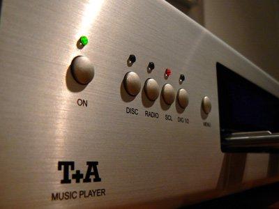 De Music Player: mooi afgewerkt en het speelt echt nagenoeg alles.
