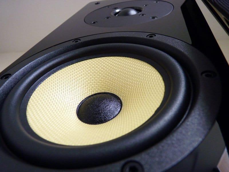 De luidsprekers hebben een ongekend goede afwerking voor deze prijsklasse.
