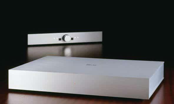 De Dense B200 en B300 in zilver, of zoals Densen het noemt: albino.