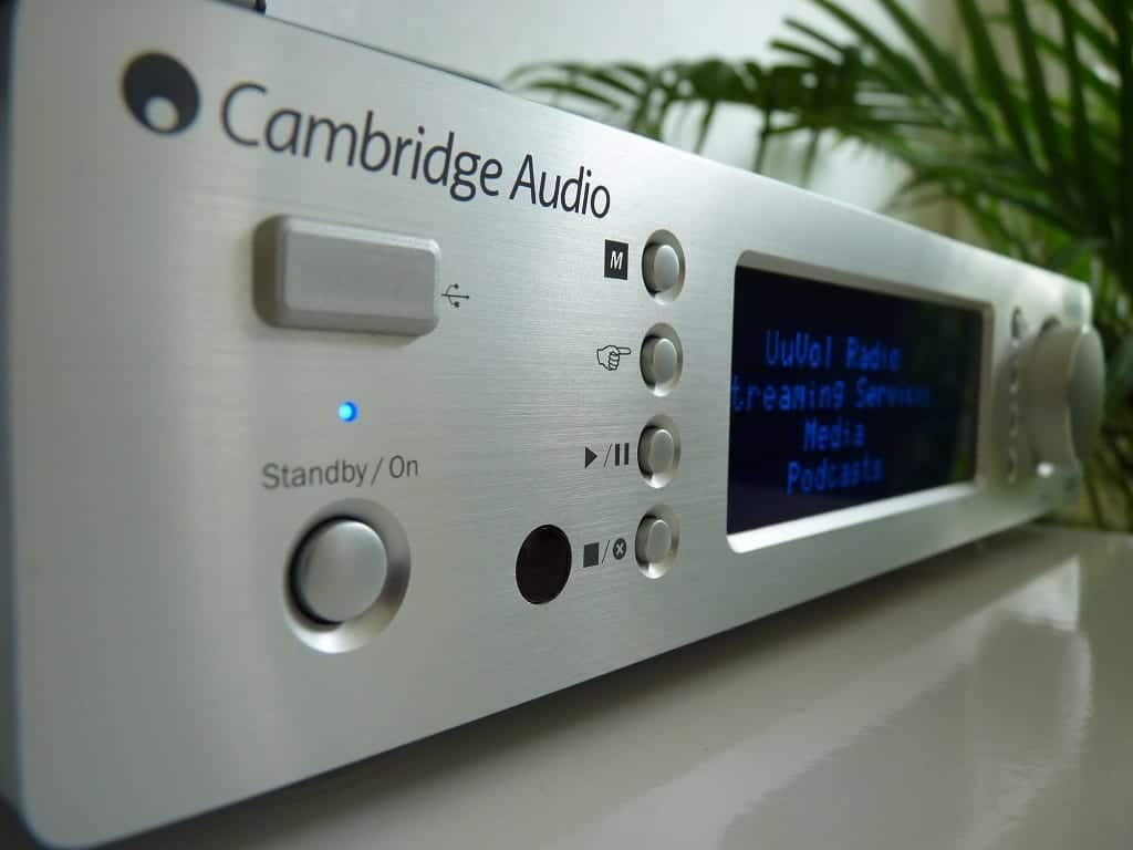 Cambrige NP30 front