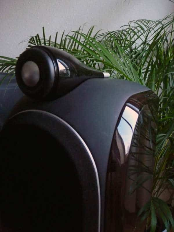 Bowers Wilkins PM1 tweeter