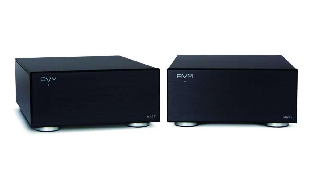 AVM MA3-2 zwart
