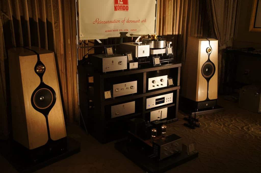 Audio Note CES 2012