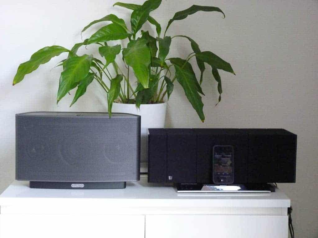 Sound Stack en Sonos Play5
