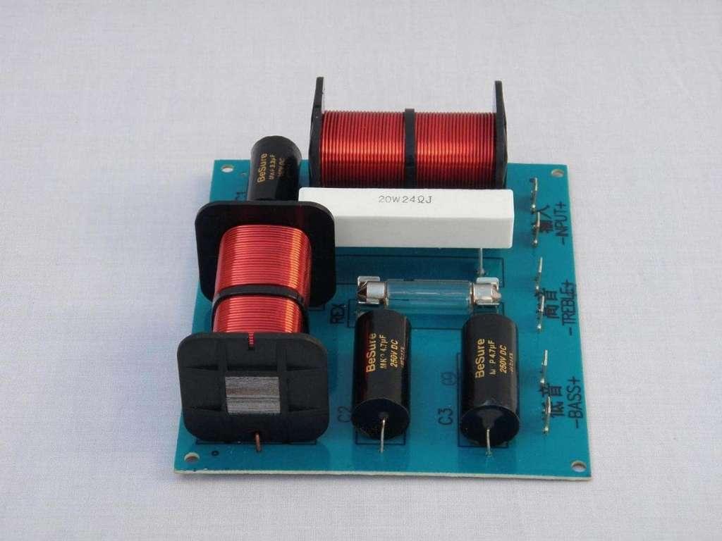 speaker filter