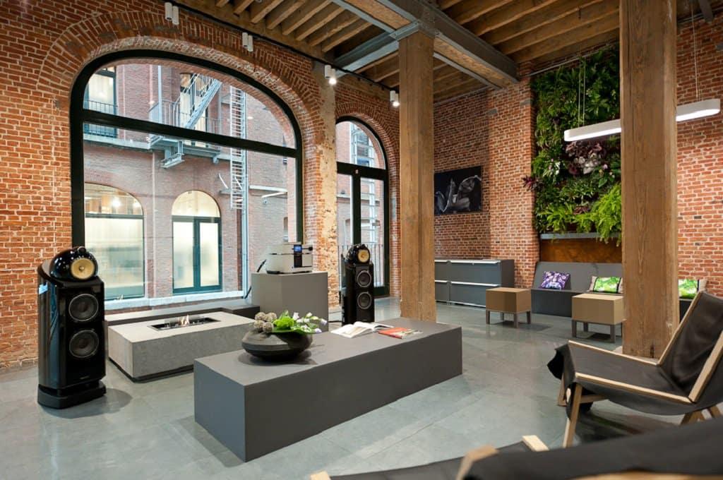 Bowers Wilkins Lounge Antwerpen