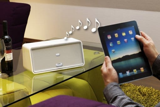 De Sonoro CuboDock voor Android, Apple IOS en Windows Phone