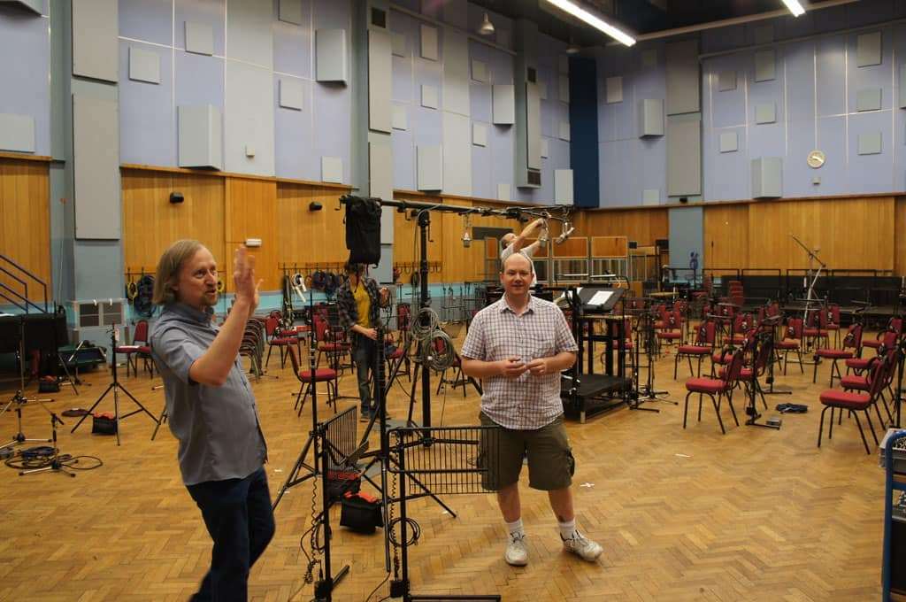 Studio 1 van Abbey Road
