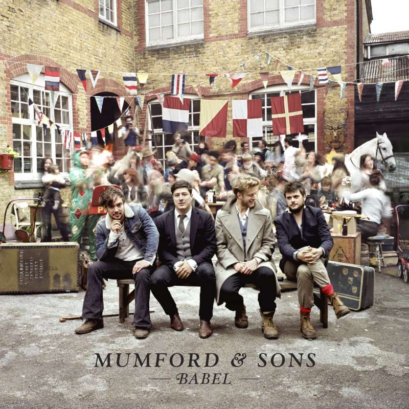 Mumford and Sons - Babel