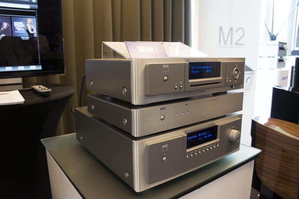 NAD M2 M50 en M52