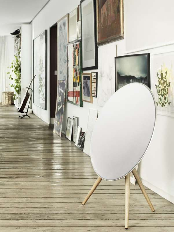 BeoPlay A9 interieur