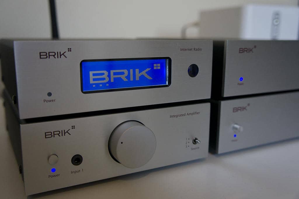 Brik Audio