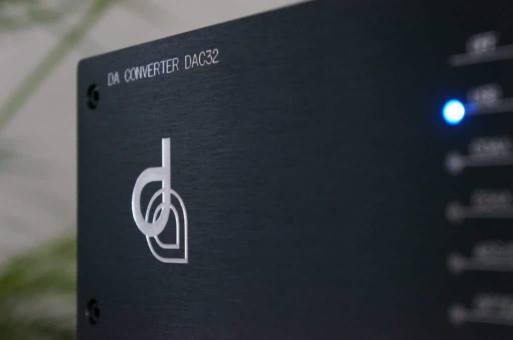 Dion Audio DAC 32 converter met usb-ingang