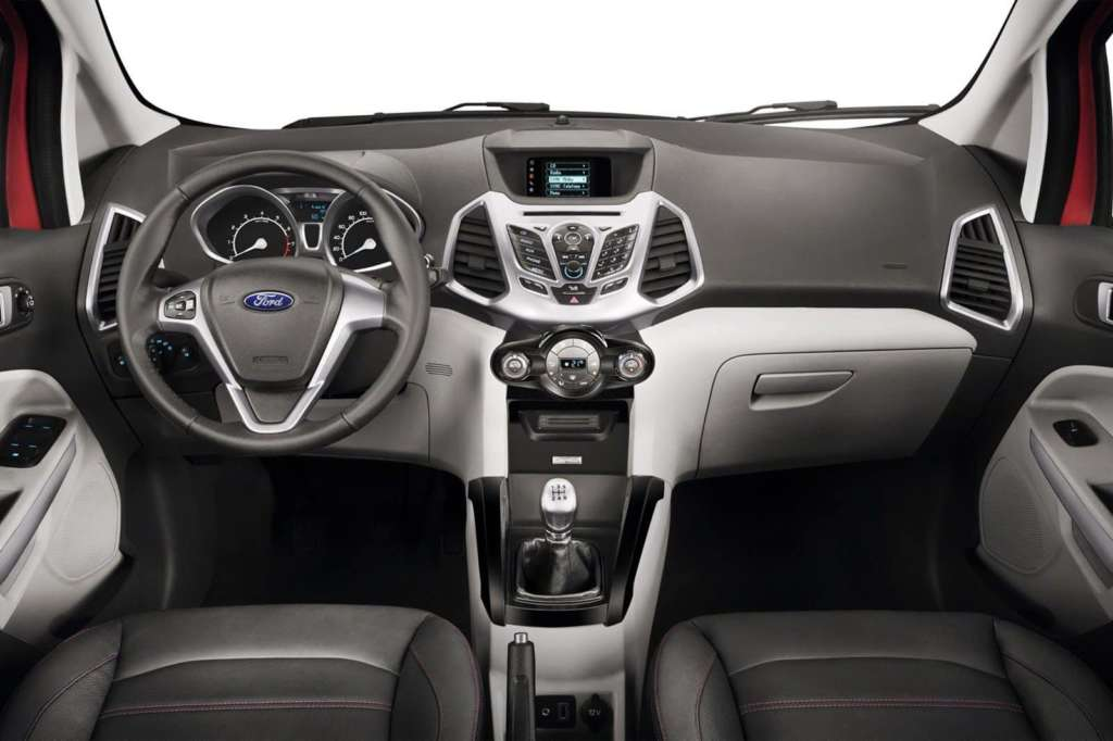 Ford EcoSport Spotify
