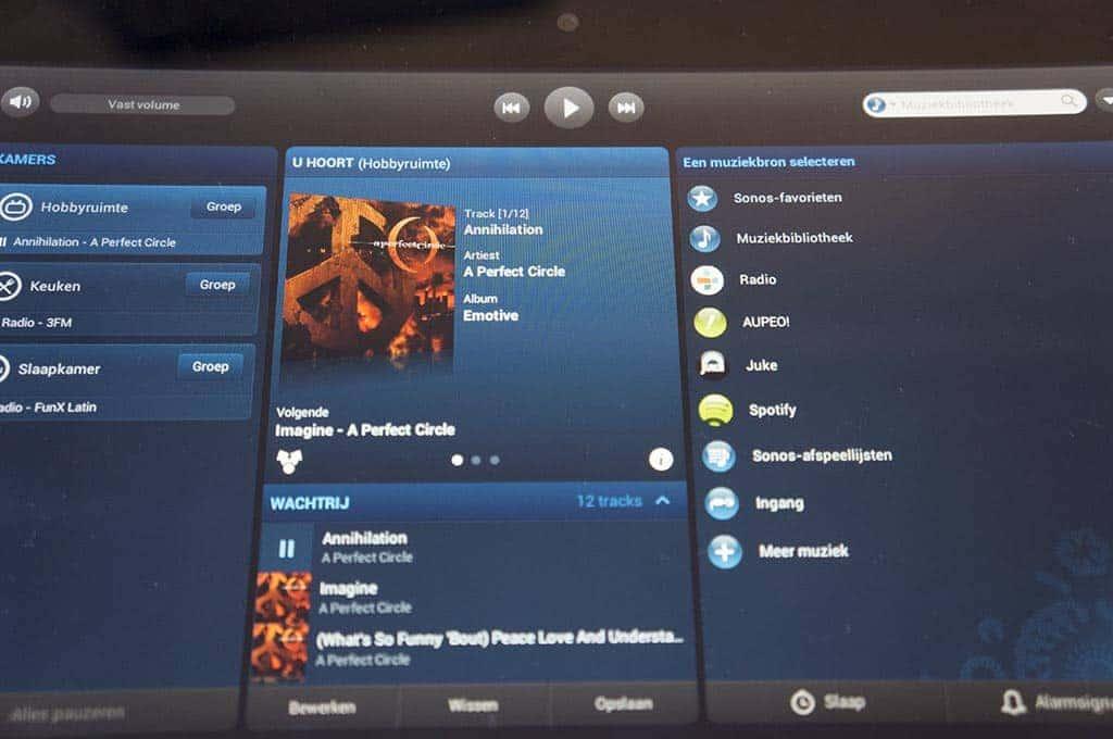 Sonos software 4.0