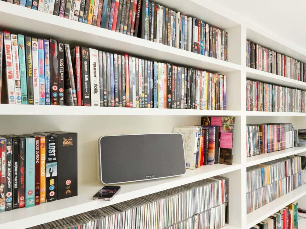 Cambridge Audio Minx Air Bookshelf