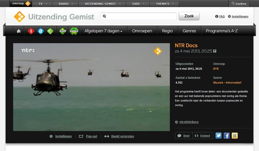 NTR Docs - Rock The War