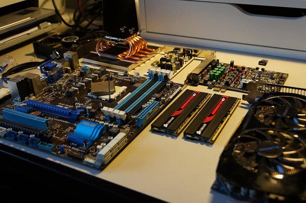 HTPC hardware