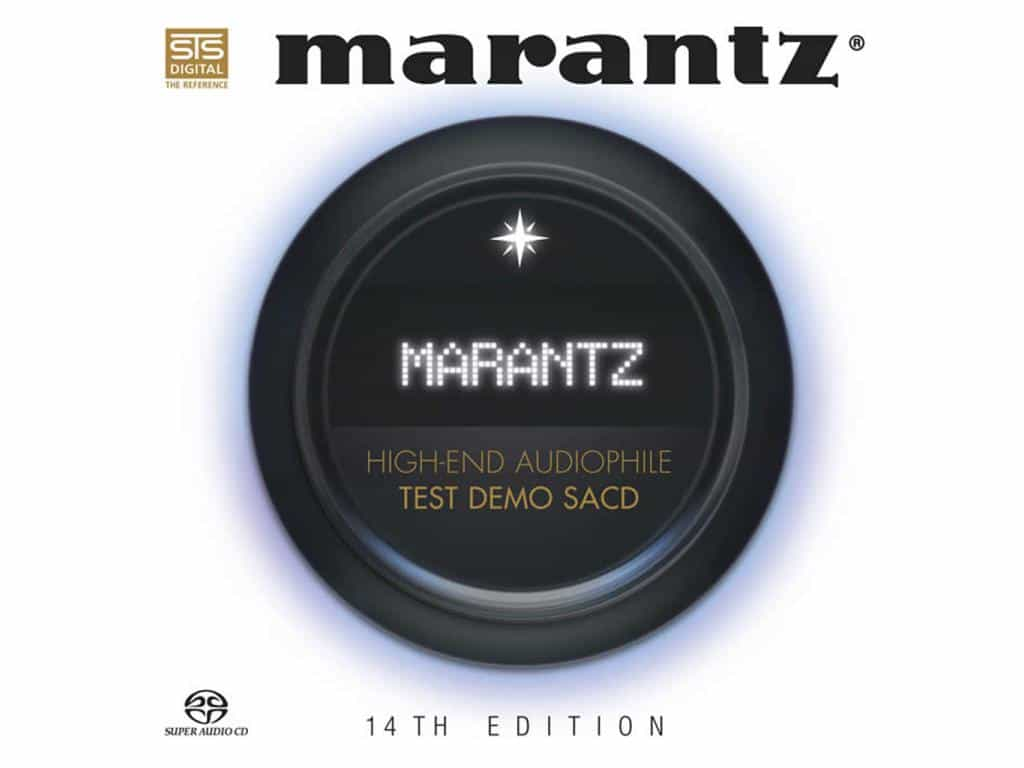 Marantz Test en Demo SACD