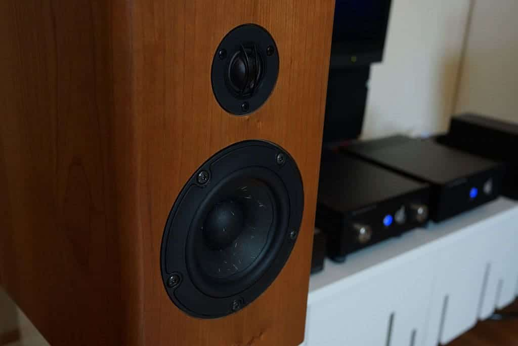 Dion Audio M123 monitor speaker