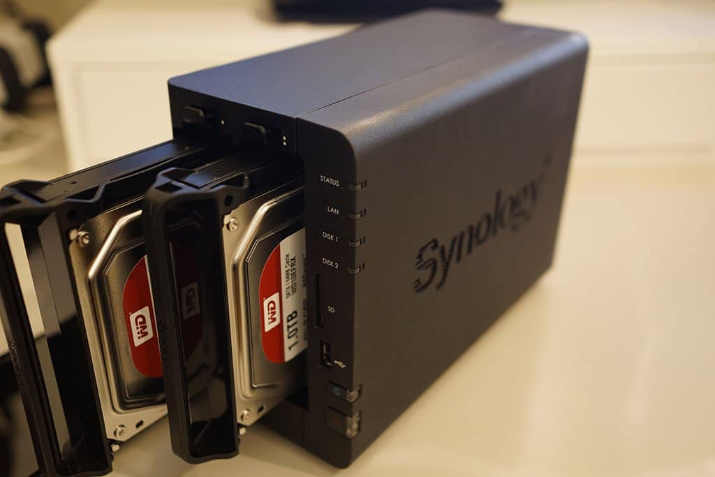 Synology DS214 Play
