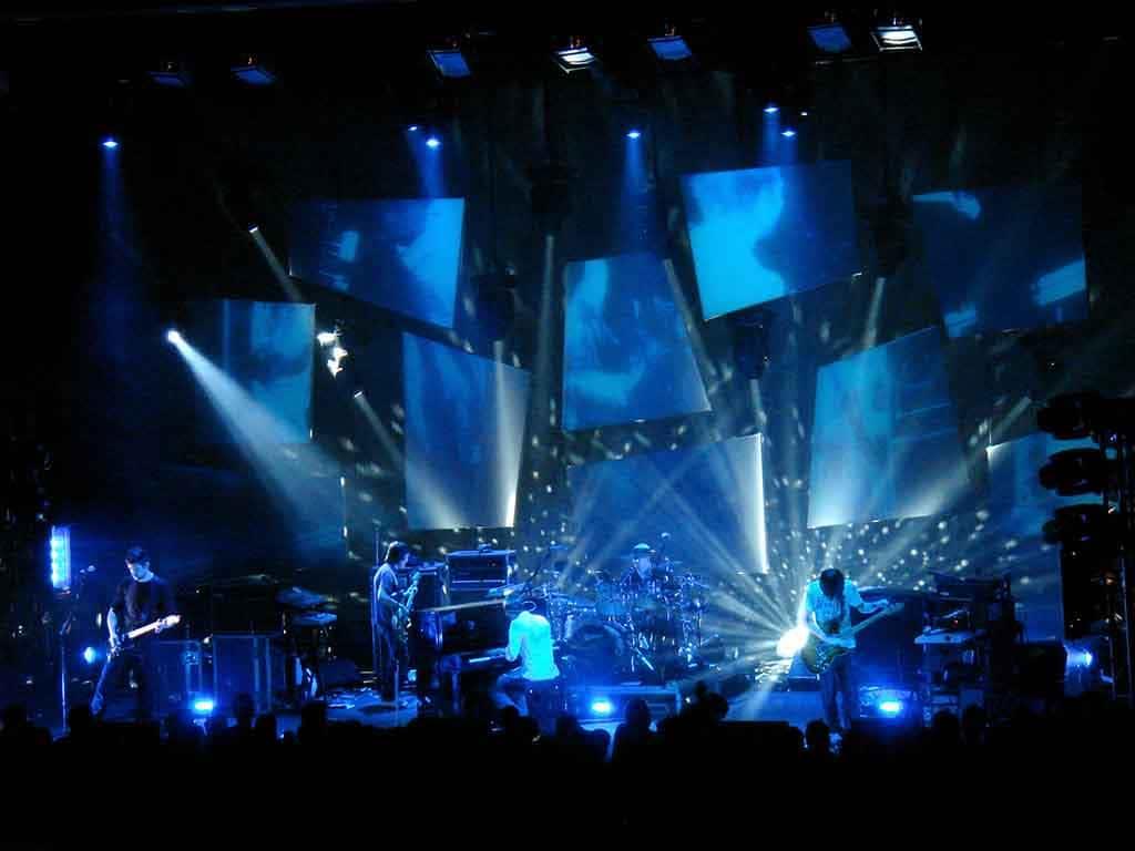 Radiohead-Live-Concert