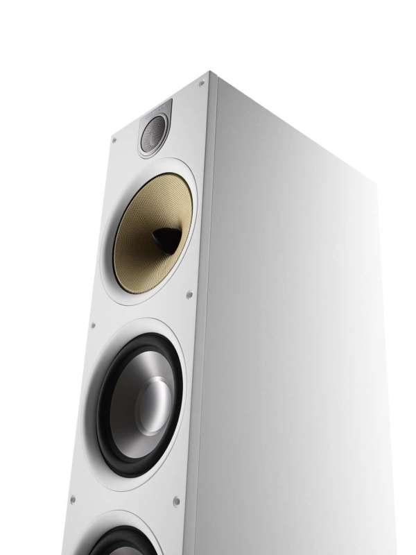 bowers wilkins brengt 600 series uit alpha audio. Black Bedroom Furniture Sets. Home Design Ideas