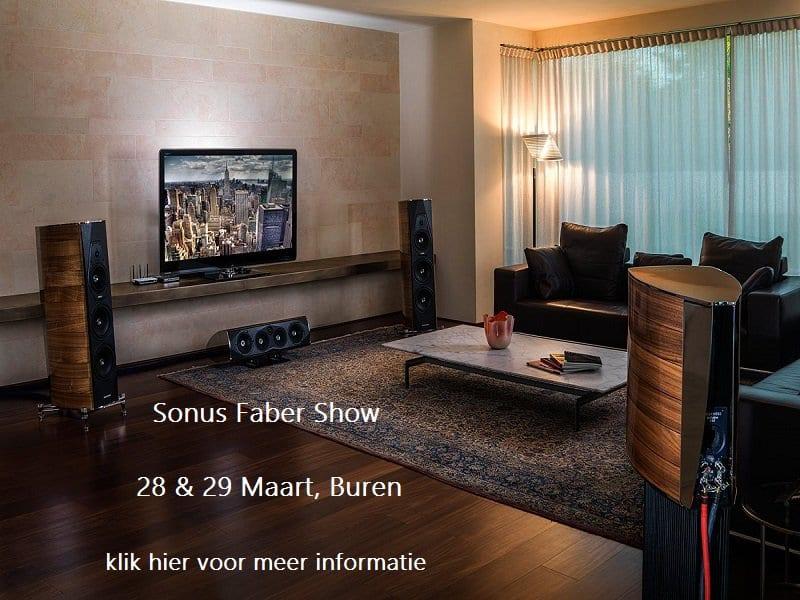Sonus Faber show