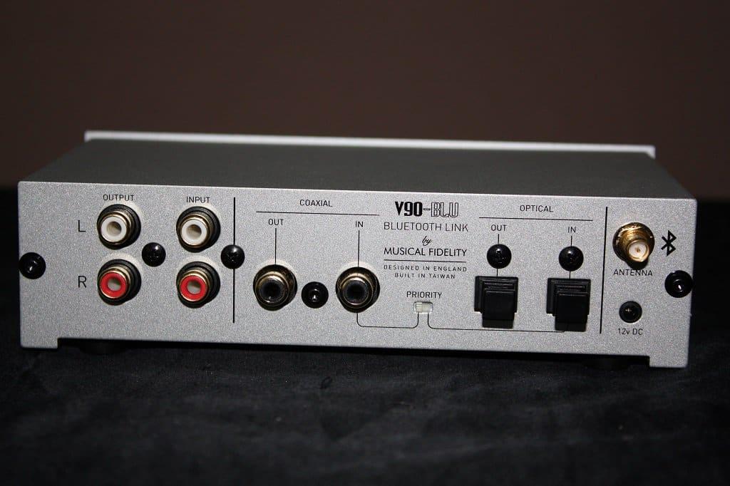Musical Fidelity V90 BLU