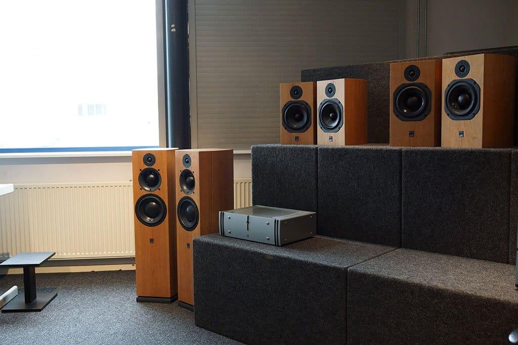 ATC luidsprekers Helios Haarlem