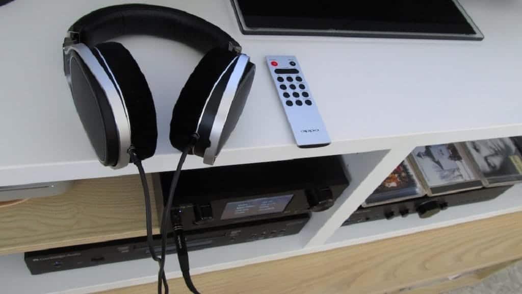 Oppo PM1 Cambridge Audio -set