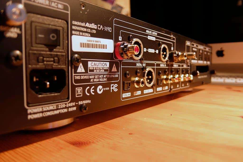 Cocktail Audio X40