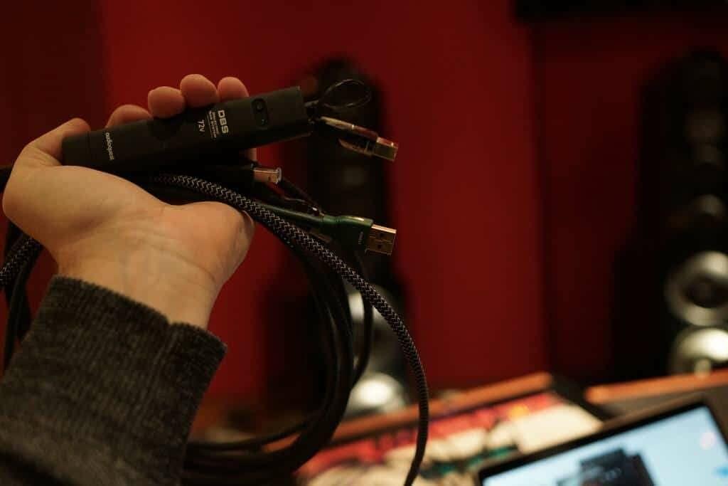 USB kabel test